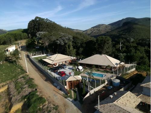 Chácara Para Venda Em Natividade Da Serra, Paraitinga, 3 Dormitórios, 2 Banheiros - 1683_1-1569424