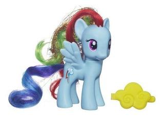 Mi Pequeño Pony Rainbow Power Rainbow Dash Figura Muñeca