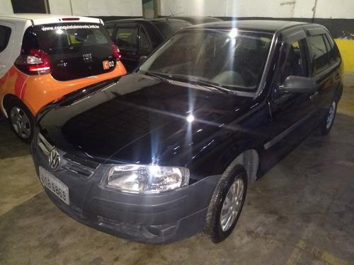 Volkswagen Gol 2006 Flex 4 Portas Com Direção Financio
