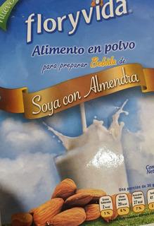 1 Kilo De Leche De Almendra En Polvo (rinde 8 Litros)