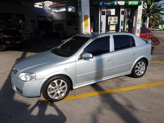 Chevrolet Astra 2.0 Advantage Flex Power Aut. 5p 2011