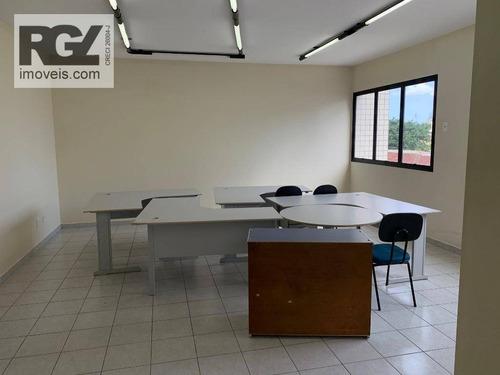 Imagem 1 de 16 de Sala À Venda, 45 M² Por R$ 190.000,00 - Vila Matias - Santos/sp - Sa0244