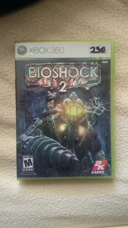 Videojuego Bioshock 2 Para Xbox 360.