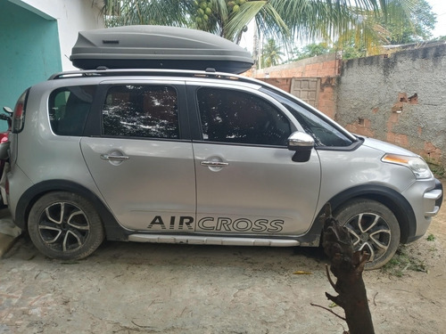Imagem 1 de 8 de Citroën Aircross 2011 1.6 16v Exclusive Flex 5p