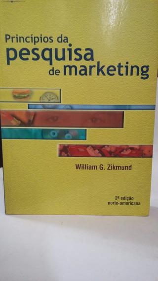 Princípios Da Pesquisa De Marketing - 2ª Ed. Norte Americana