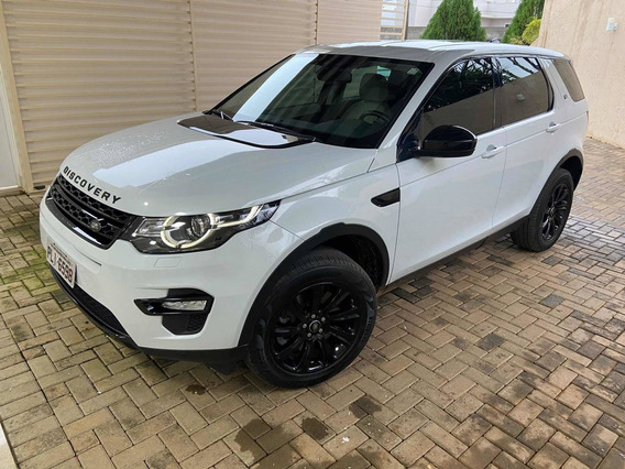 Land Rover Discovery Sport 2.0 Td4 Se 5p 2018