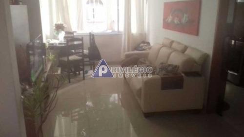 Imagem 1 de 24 de Apartamento À Venda, 2 Quartos, 1 Suíte, Copacabana - Rio De Janeiro/rj - 16574