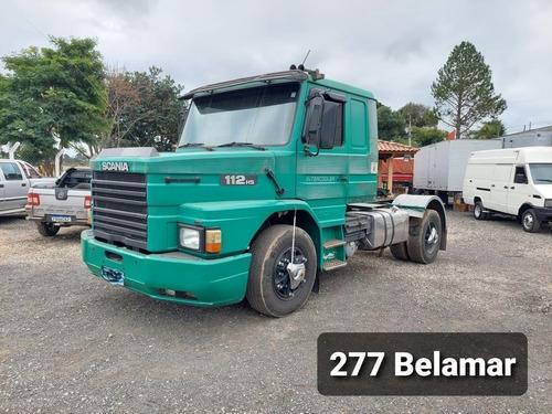 Imagem 1 de 6 de Caminhão Scania 112 Hs Ano 1989 4x2 Cavalinho Toco