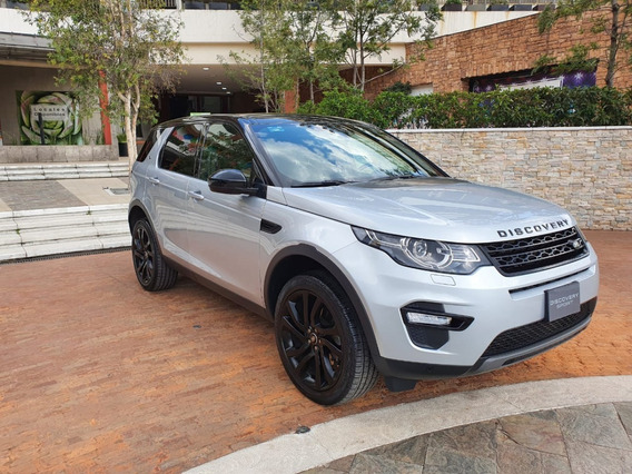 Land Rover Discovery Sport Auto Demo