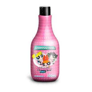Teens Powerpuff Girls Shampoo Morango 500ml