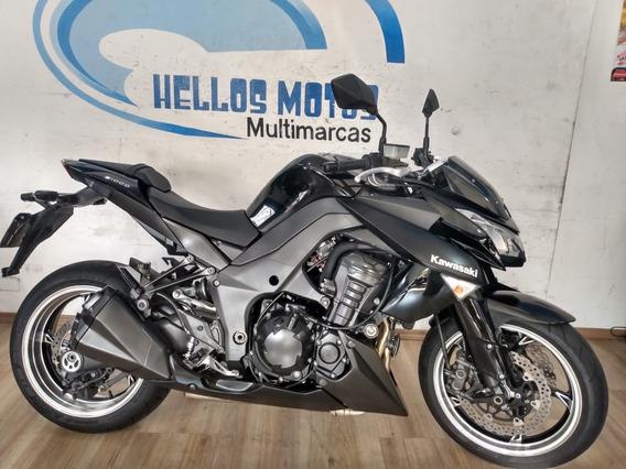 Kawasaki Z 1000 2011 Aceito Moto Fin 48x Cartao 12x 1,6% Ao