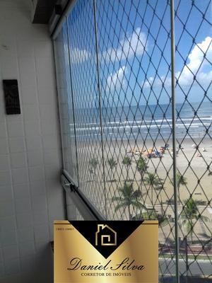 Apartamento Frente Para O Mar Só 70 Mil De Entrada