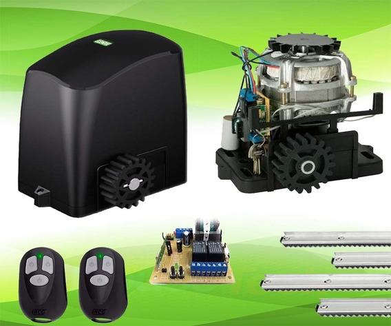 Motor Portão 12x S/juros Kit Rcg Transporta Norte Nordeste
