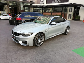 Bmw M4 Coupe 2018 Plata