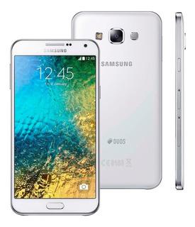 Samsung Galaxy E7, 16gb, Duos, 13mp Branco, Leia O Anúncio
