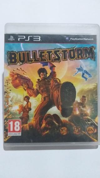 Bulletstorm - Mídia Física - Ps3