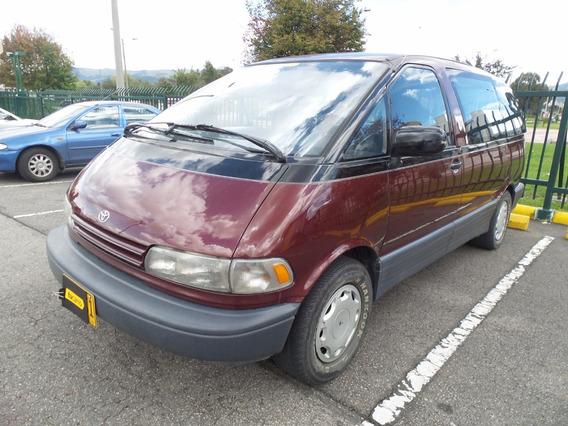Toyota Previa Deluxe At 2400cc