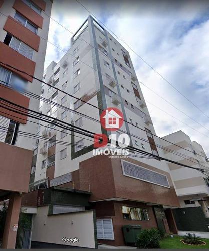 Apartamento À Venda Com 3 Dormitórios Em Criciúma-sc. - Ap3161