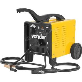 Transformador Para Solda Elétrica Tt 2500 Vonder