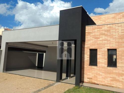 Imagem 1 de 28 de Casa Com 3 Dormitórios À Venda, 170 M² Por R$ 790.000,01 - Bonfim Paulista - Ribeirão Preto/sp - Ca0619