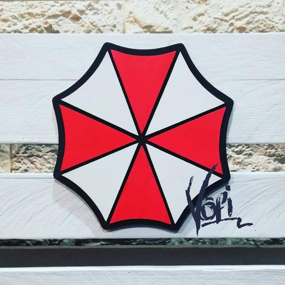 Resident Evil Umbrella Logo. Vofi