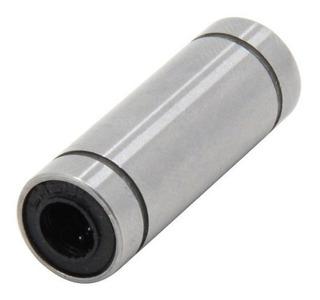 Rodamiento Lineal 10mmx19x55 Modelo Lm10luu Cnc Impresora 3d