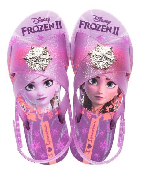 Ipanema Frozen 2 26504 - Sandália Infantil Disney Feminina