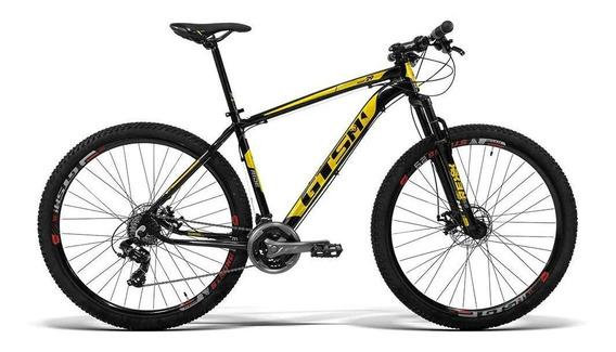 Bicicleta Gts M1 Aro 29 Ride New Freio Á Disco 24 Marchas