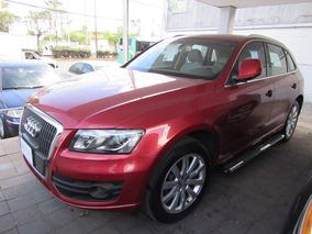 Audi Q5 2.0 Luxury Quattro Rojo Imperial 2011