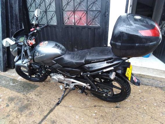 Moto Pulsar 180 Gt Pro