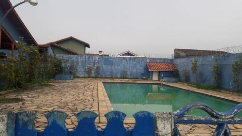 Casa Terrea Com Garagem Independente Dentro De Condomínio Fechado - Com Piscina E Área De Lazer. - Ca0700