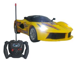 Auto Carrera Radio Control Remoto Vehiculo Juguete - El Rega