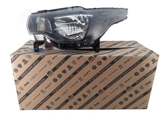 Farol Original Fiat Mobi Lado Esquerdo 52005072