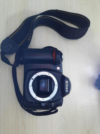 Câmera Digital Nikon D50 Para Retirada De Peças