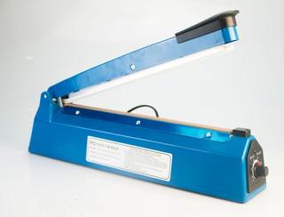 Maquina Selladora Bolsa Plastica 300mm 30cm Incluye Repuesto