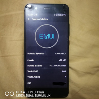 Huawei P10 4/64gb Android 9.0