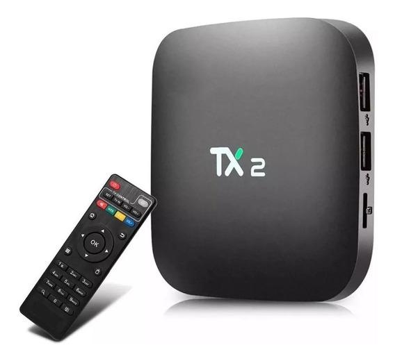 Conversor Smart Tv 2gb 16gb Bluetooth Netflix Amazon Prime