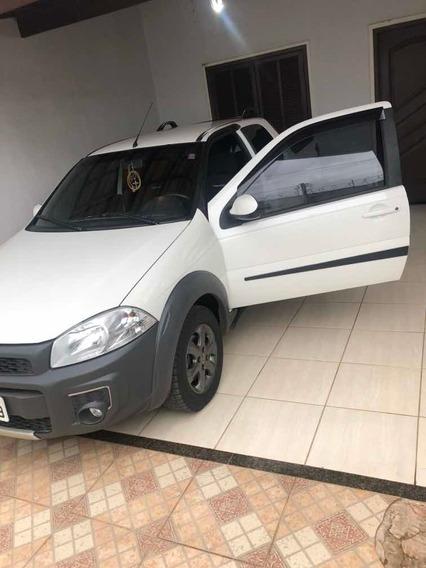 Fiat Strada 2019 1.4 Freedom Cab. Dupla Flex 3p