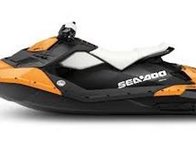 Seadoo Spark 3 Up 2014 4 Hs De Uso Con Carro