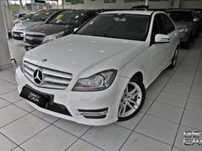 Mercedes-benz C 200 C-200 1.8 Cgi Avantgarde 16v Gasolina 4p