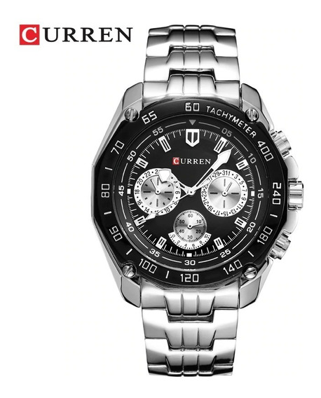 Relógio Curren Masculino Importado Original 8077 Promoçao