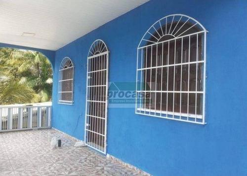Imagem 1 de 4 de Casa Com 3 Dormitórios À Venda, 250 M² Por R$ 150.000,00 - Cidade Nova - Manaus/am - Ca4218