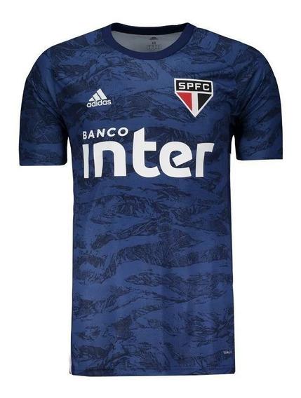 Camiseta São Paulo Fc 19/20 - Original