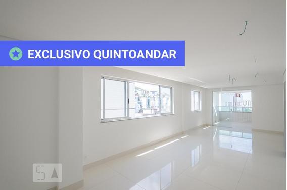 Apartamento No 6º Andar Com 4 Dormitórios E 3 Garagens - Id: 892989418 - 289418
