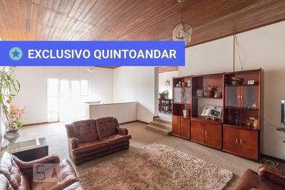 Casa Com 4 Dormitórios E 2 Garagens - Id: 892896786 - 196786