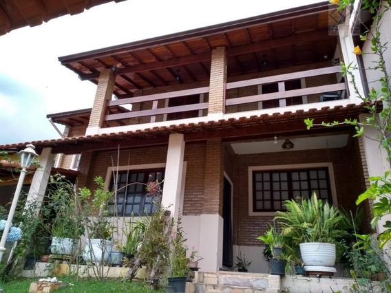 Sobrado À Venda, 275 M² Por R$ 840.000,00 - Vila Suissa - Mogi Das Cruzes/sp - So0016