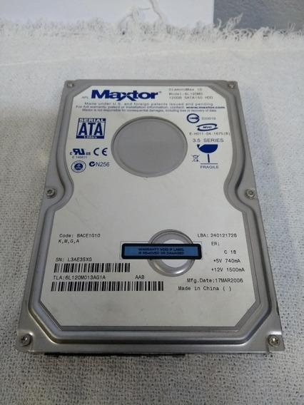 Hd De 120 Gb Maxtor Sata Diamondmax 10 6l120m0