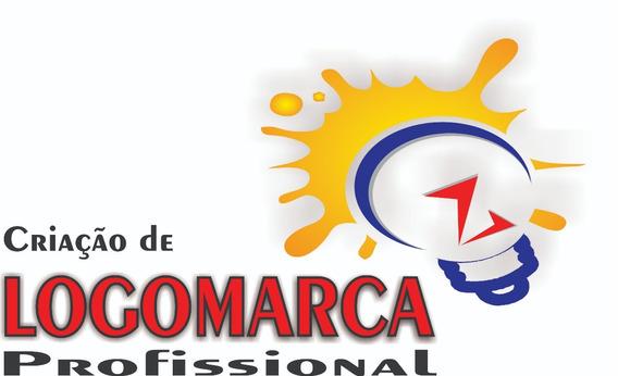Criação De Logomarca - Logotipo - Logo - Arte Profissional