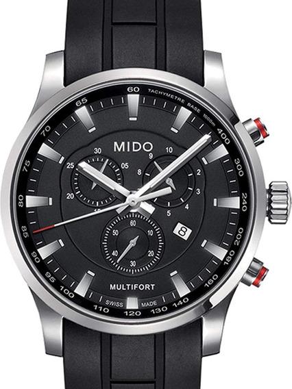 Reloj Para Caballero De Lujo Mido Multifort