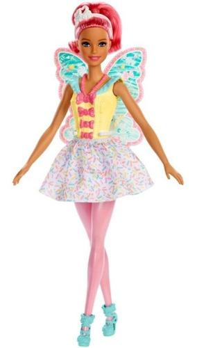 Imagen 1 de 3 de Barbie Hada Mattel Gjj98